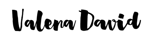 Valena David Photography logo